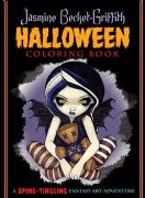 Jasmine Becket - Griffith Halloween Coloring Book